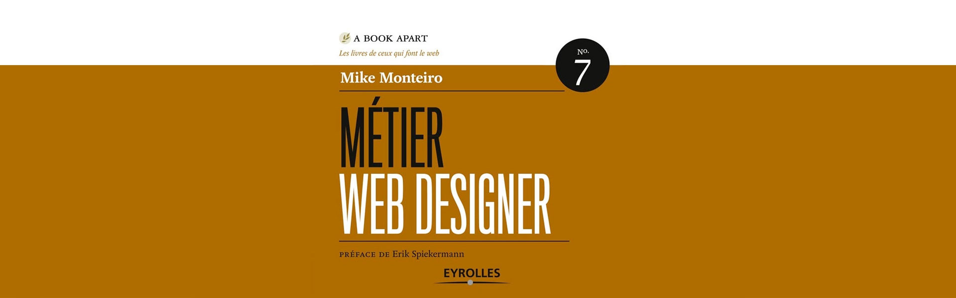 Article - Métier Webdesigner par Mike Monteiro