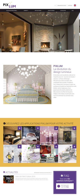 pixlum-homepage