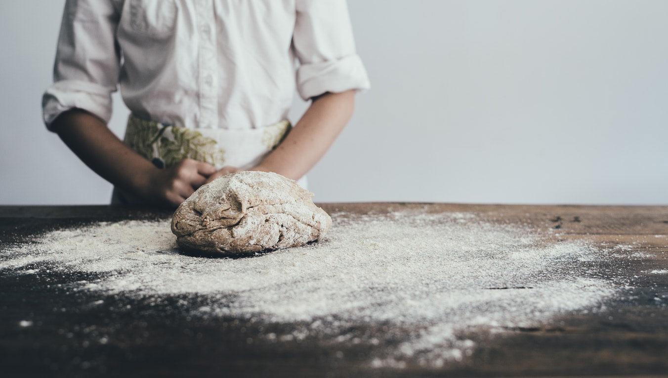 Image de boulangerie illustrant le concept de projet web