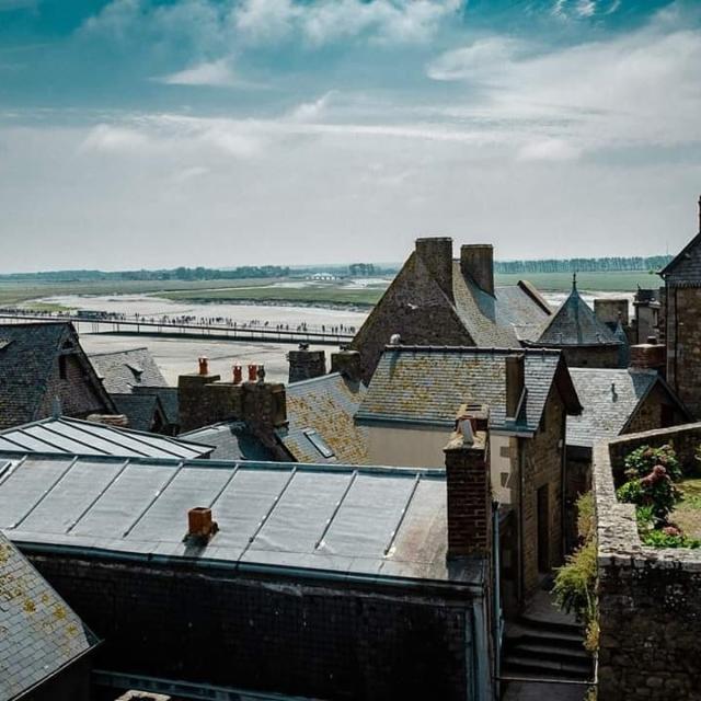 Mont St Michel, Normandie